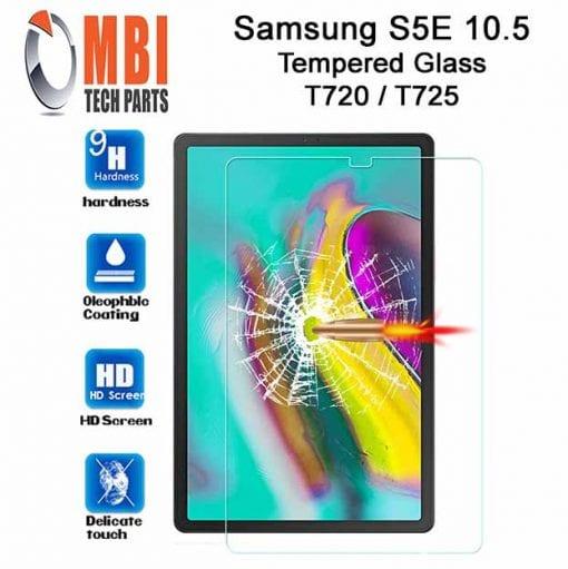 Samsung Galaxy TAB S5E 10.5 Tempered Protective Glass SM-T720 SM-725 E