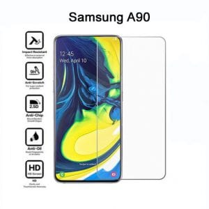 Samsung Galaxy A90 Tempered Protective Glass Protector