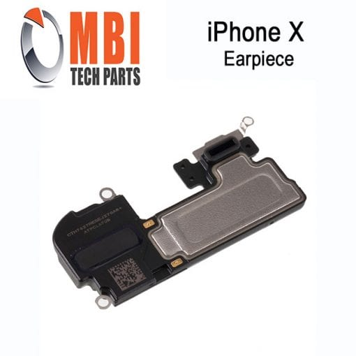 iPhone X Earpiece Ear Piece Speaker Genuine Internal Replacement Unit