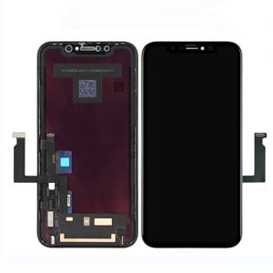iPhone XR OLED LCD Touch Screen Black