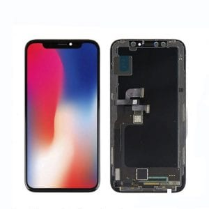 iPhone XS OLED LCD Touch Screen Black