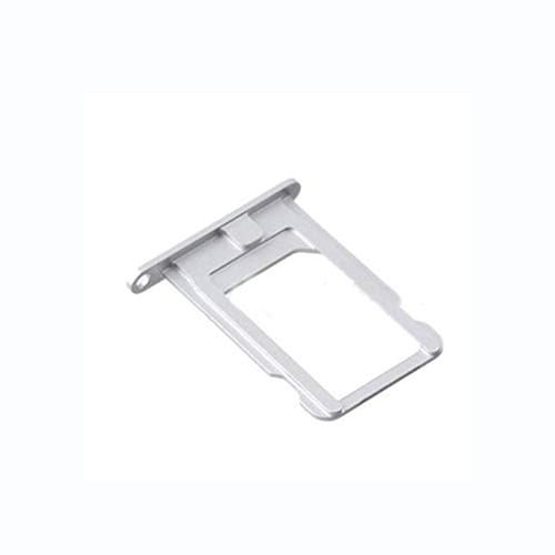 iPhone 4 4S Sim Card Tray Holder Silver