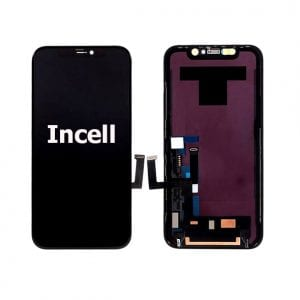 iPhone 11 Replacement LCD Touch Screen Assembly Incell Black