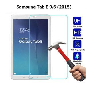 Samsung Tab E 9.6 Tempered Glass