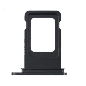 iPhone XS Max Replacement Sim Card Tray Black